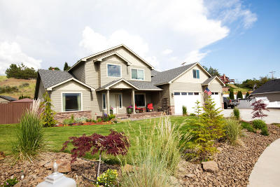Wenatchee, Malaga Single Family Home For Sale: 275 Lilly Ln