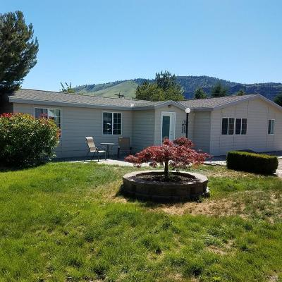 East Wenatchee, Rock Island, Orondo Single Family Home For Sale: 22058 Us 97