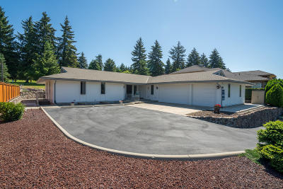 East Wenatchee Single Family Home For Sale: 1523 Country Club Dr