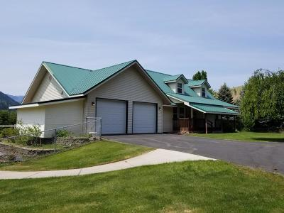 Cashmere WA Single Family Home For Sale: $665,000