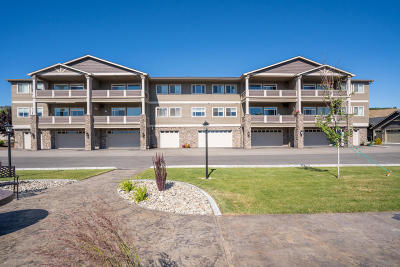 Wenatchee WA Condo/Townhouse For Sale: $349,000