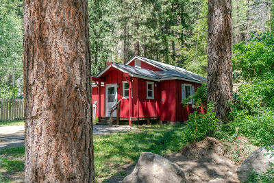 Entiat Single Family Home For Sale: 17960 Entiat River Rd