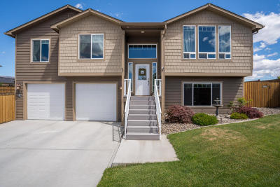 East Wenatchee, Malaga, Rock Island, Wenatchee Single Family Home For Sale: 317 S Jarvis Ave