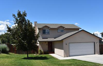 East Wenatchee Single Family Home For Sale: 204 S Lee Ct