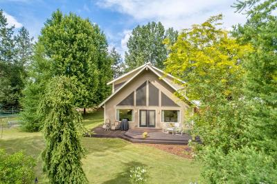 Leavenworth Single Family Home For Sale: 7678 Icicle Rd