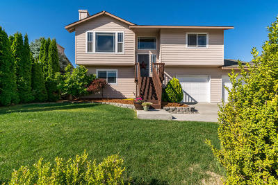 East Wenatchee, Rock Island, Orondo Single Family Home For Sale: 2365 Fancher Field Rd