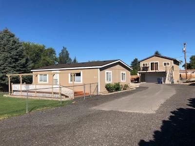 East Wenatchee WA Manufactured Home For Sale: $225,000