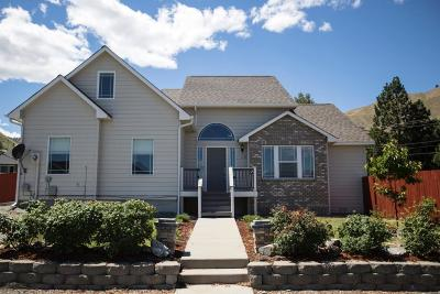Wenatchee, Malaga Single Family Home For Sale: 2519 Number 1 Canyon Rd
