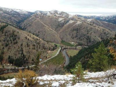 Entiat Residential Lots & Land For Sale: Nna Usfs Moe Ridge Rd