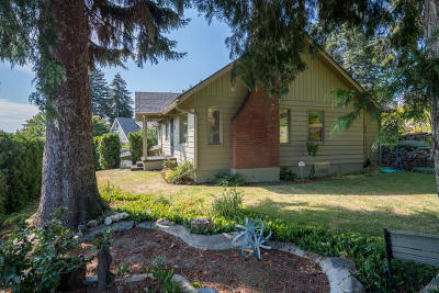 Wenatchee WA Single Family Home Active - Contingent: $399,900