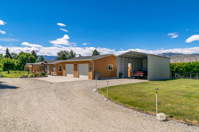 East Wenatchee WA Manufactured Home Sold: $319,900