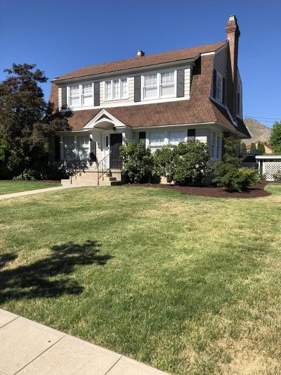 Wenatchee, Malaga Single Family Home For Sale: 102 S Franklin Ave