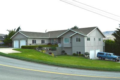 Wenatchee, Malaga Single Family Home Active - Contingent: 1606 Horselake Rd