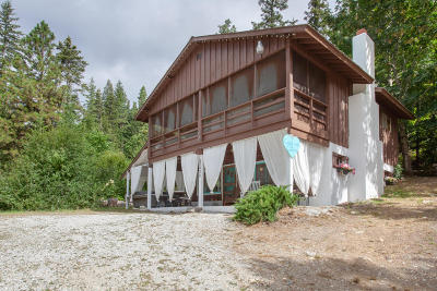 Leavenworth Single Family Home For Sale: 23400 Lake Wenatchee Hwy