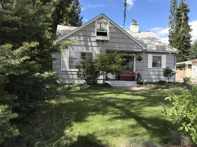 Wenatchee, Malaga Single Family Home For Sale: 516 S Franklin Ave