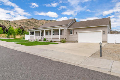 Entiat Single Family Home Active - Contingent: 1004 Crest Loop