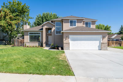 Wenatchee, Malaga Single Family Home For Sale: 1902 Hideaway Pl