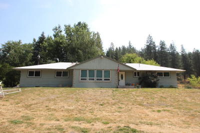 Leavenworth Single Family Home For Sale: 14305 Chumstick Hwy