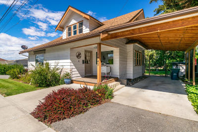 Single Family Home For Sale: 1547 Methow St
