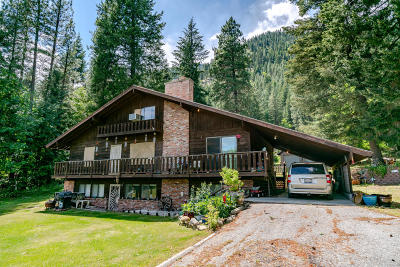 Leavenworth Single Family Home For Sale: 7990 Icicle Rd