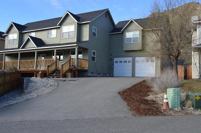 Wenatchee, Malaga Single Family Home For Sale: 1956 Grandview Loop