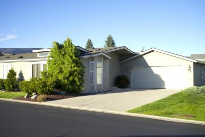 East Wenatchee Manufactured Home For Sale: 508 Nahalee Dr