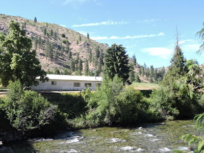 Entiat WA Manufactured Home For Sale: $165,000