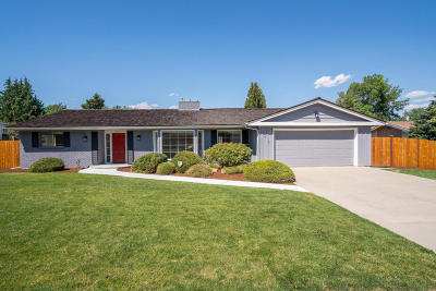 Wenatchee, Malaga Single Family Home For Sale: 1412 1st St