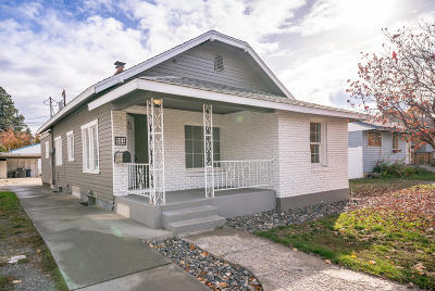 Wenatchee, Malaga Single Family Home For Sale: 211 Fuller St