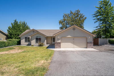 Wenatchee, Malaga Single Family Home For Sale: 1904 Grandview Loop