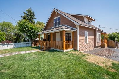Wenatchee Single Family Home For Sale: 847 Methow St