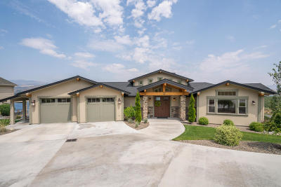 Chelan Single Family Home For Sale: 145 Clos Chevalle Rd