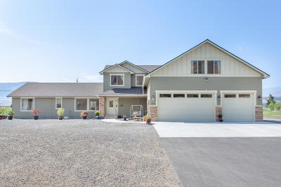 East Wenatchee, Rock Island, Orondo Single Family Home For Sale: 2976 Martin Pl