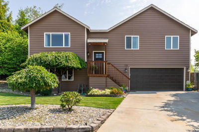 East Wenatchee Single Family Home For Sale: 725 S Lexington Pl