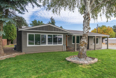 Wenatchee, Malaga Single Family Home For Sale: 1707 N Stella Ave