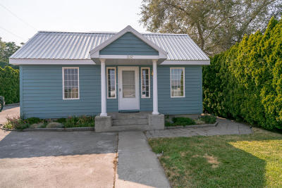 Wenatchee Single Family Home For Sale: 1332 S Wenatchee Ave