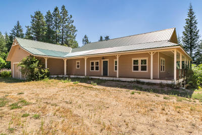 Leavenworth Single Family Home For Sale: 13815 Chiwawa Loop Rd