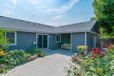 Wenatchee Single Family Home For Sale: 1750 Methow St