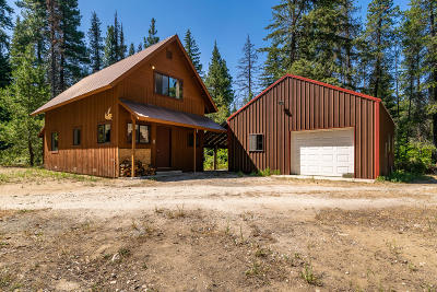 Leavenworth Single Family Home For Sale: 21279 Beaver Valley Rd