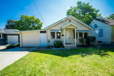 Wenatchee Single Family Home For Sale: 9 S Miller St
