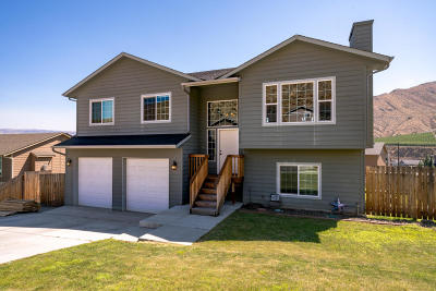 Wenatchee Single Family Home For Sale: 2150 Citation Loop