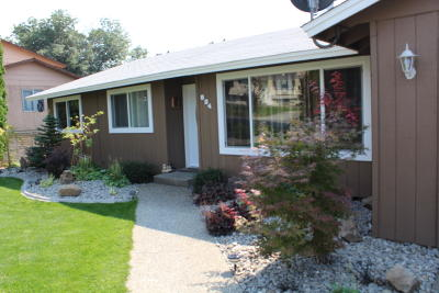 East Wenatchee Single Family Home For Sale: 824 11th St