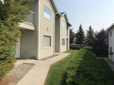 East Wenatchee, Rock Island, Orondo Condo/Townhouse For Sale: 589 Eastmont Ave #B