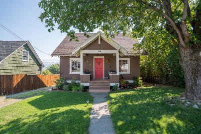 Wenatchee Single Family Home For Sale: 719 Cascade St