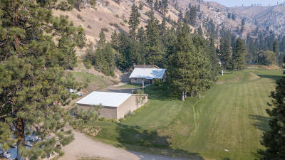 Chelan Single Family Home For Sale: 21250 Us Hwy 97a