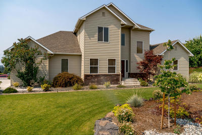 East Wenatchee Single Family Home For Sale: 10 Makenna Ln
