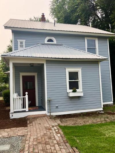 Cashmere Single Family Home For Sale: 5260 Hughes Rd