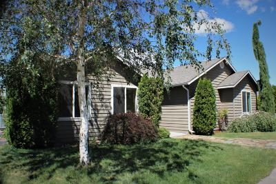East Wenatchee Single Family Home For Sale: 3213 Vine St
