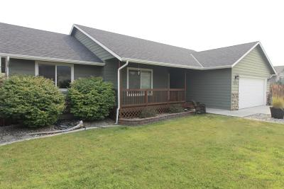 East Wenatchee Single Family Home For Sale: 2355 Spring Wheat Rd