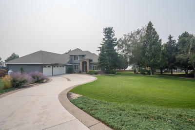 East Wenatchee Single Family Home For Sale: 2290 Grand Ave